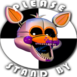 "Lolbit ""Please Stand By"" Spray preview"