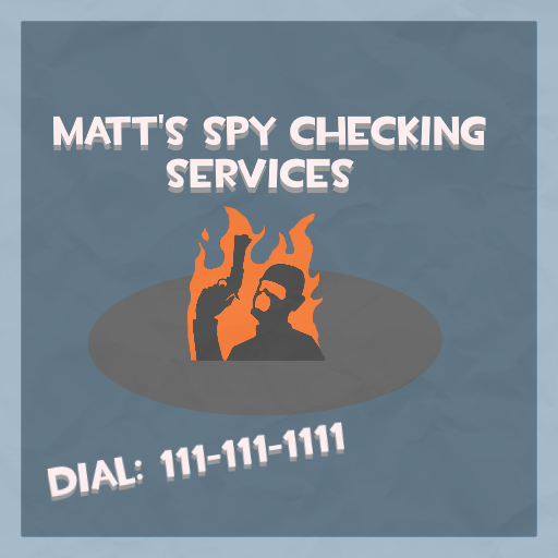 Matt's Spy Checking Services preview