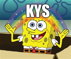 Sponge Bob KYS Spray preview