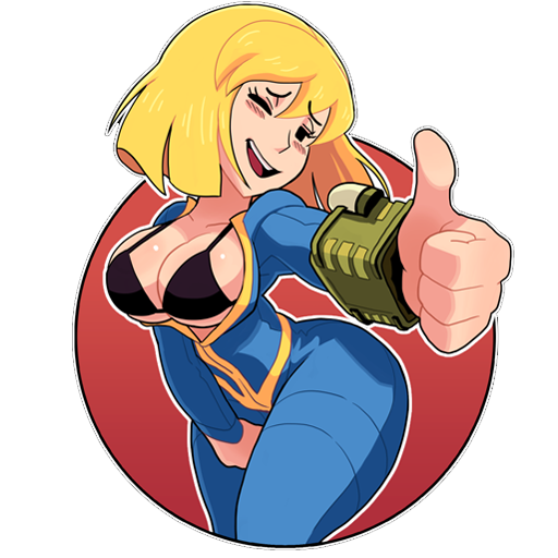 Vault Girl preview
