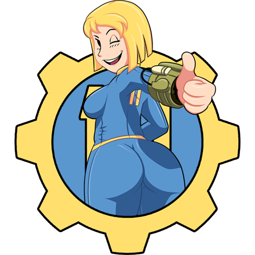 Vault Girl - Thumbs Up preview