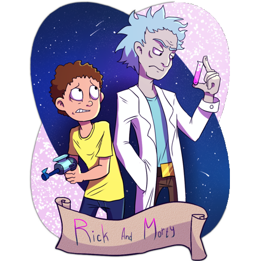 Rick & Morty preview