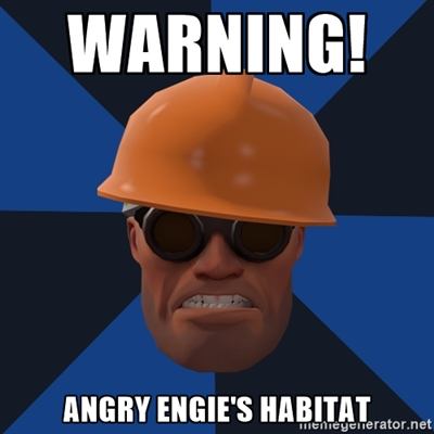 Angry Engie's Habitat preview