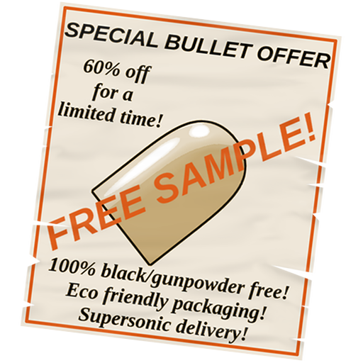 A special bullet offer