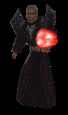 Xardas the necromancer (Gothic I & II)