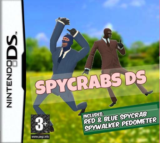 Spycrabs DS