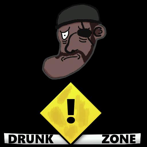 Drunk zone