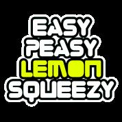 Easy Peasy Lemon Squeezy graffiti