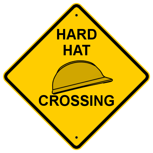 Hard Hat Crossing