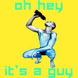 Oh Hey/A Guy