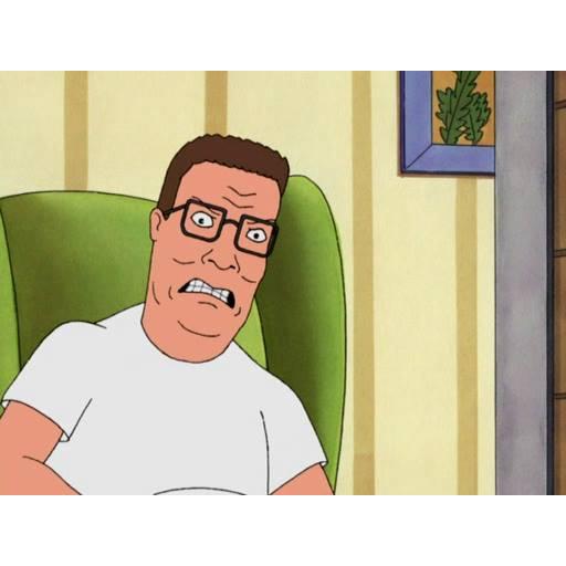 Angry Hank