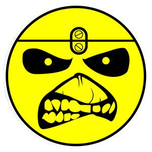 Eddie [Logo] (Iron Maiden)