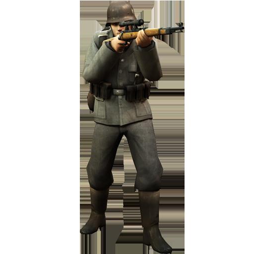 Transparent Sniper