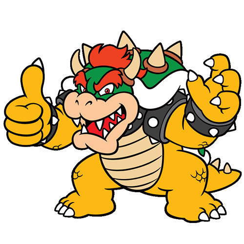 Bowser agreed !