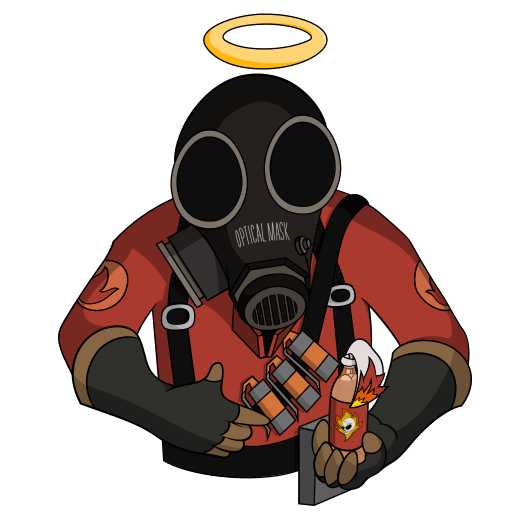 Pyro's Molotov