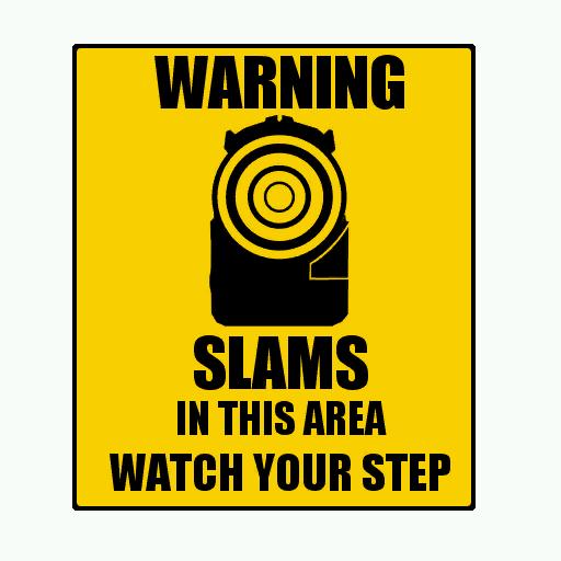Slam Prevention