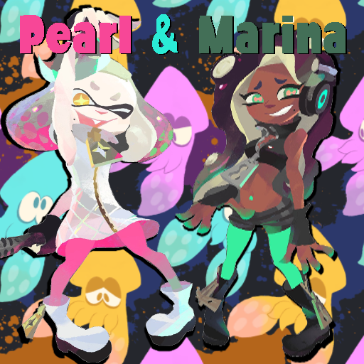Splatoon 2 - Pearl and Marina