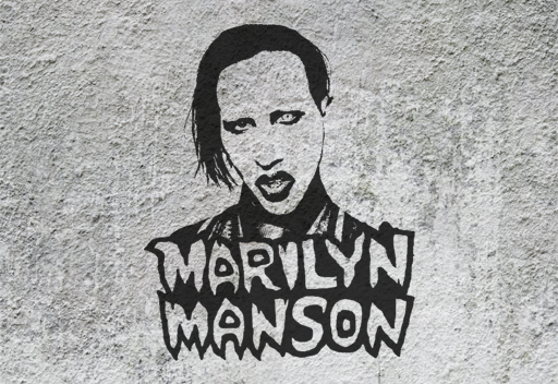 Marilyn Manson Spray