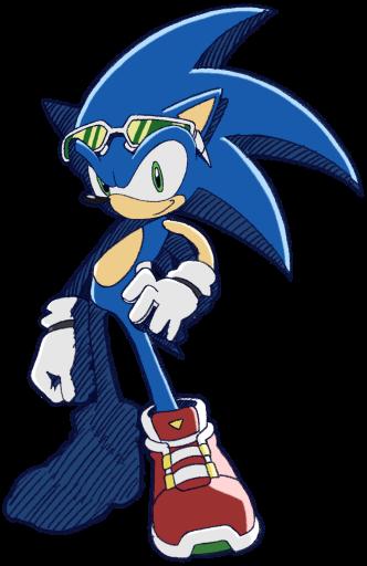 Sonic Riders [512x512]