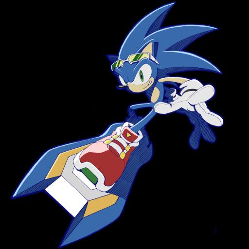 Sonic Riders V2 [512x512]