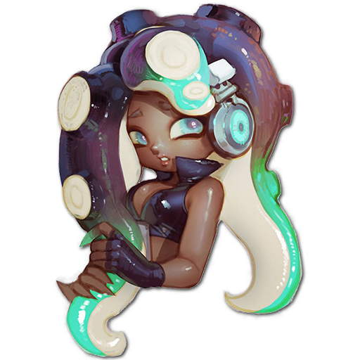 Splatoon 2 - Marina