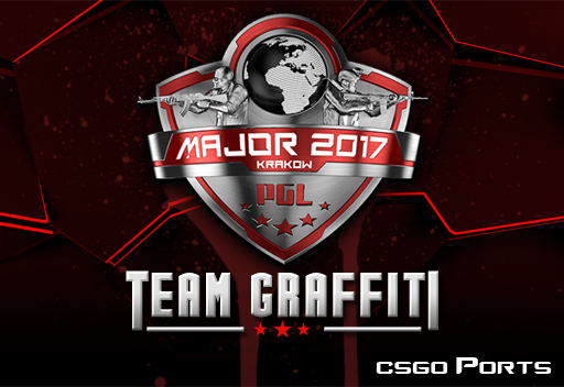 PGL Major 2017 - Team Graffiti