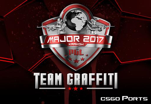 PGL Major 2017 - Team Graffiti