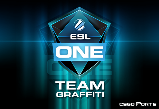 ESL One 2016 - Team Graffiti