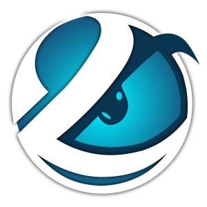 Luminosity Gaming graffiti