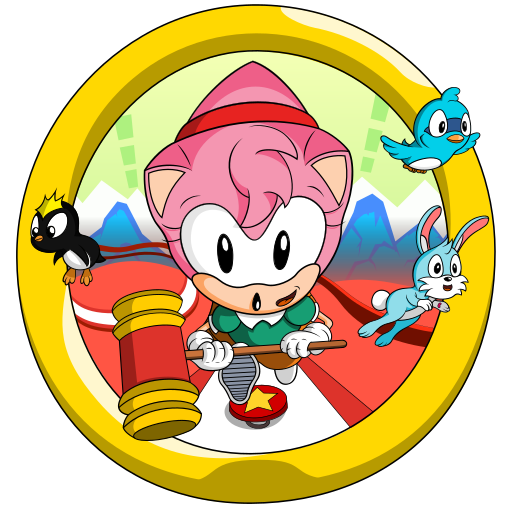 Sonic Mania Amy Rose