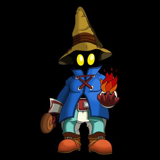 Final Fantasy IX - Vivi Ornitier