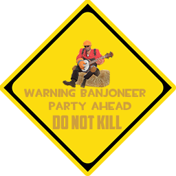Banjoneers Ahead Spray