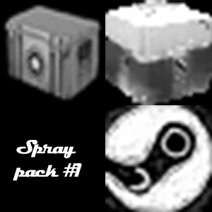 Random Spray Pack #1