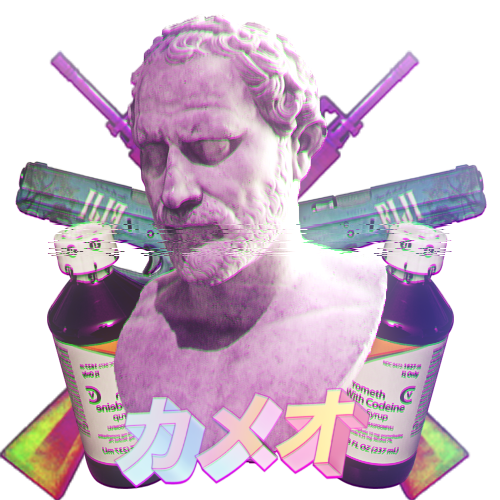 Vaporwave Spray