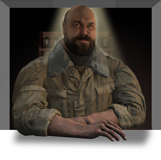 STALKER : Beard the Bartender