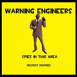 Spy Warning