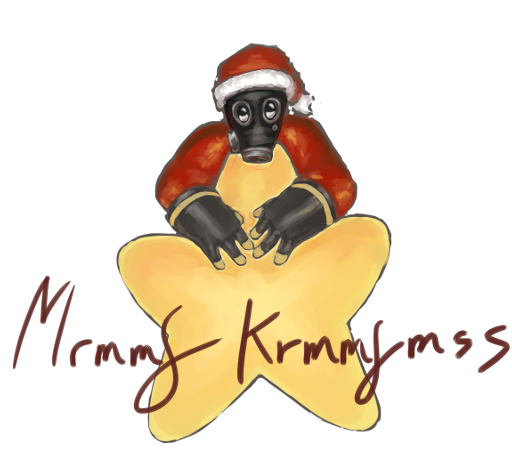 Merry Christmas by Pyro