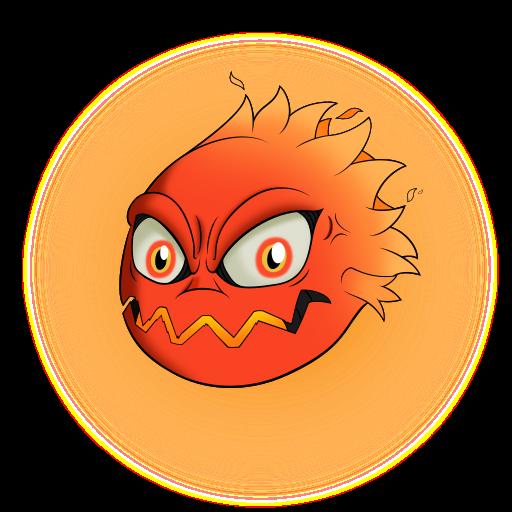 Final Fantasy - Bomb Monster