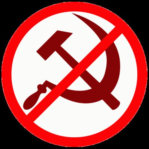 Anti-Communist Symbol