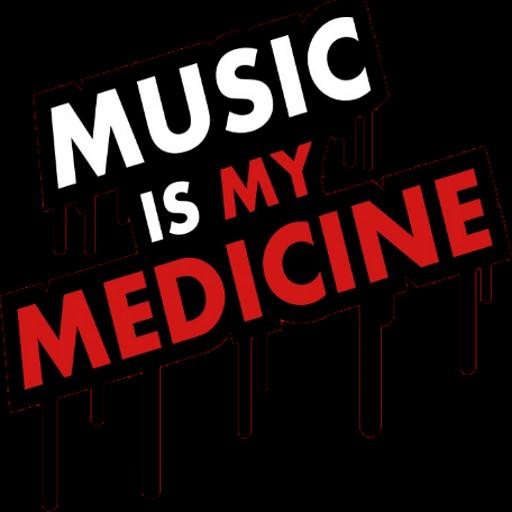 Music Is My Medicine Logo