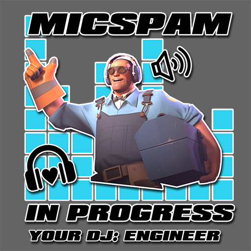 MICSPAM IN PROGRESS! | Tell the server!