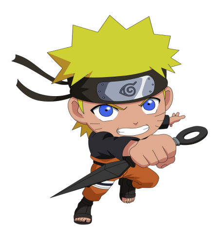 Chibi Naruto CS 1.6 Spray