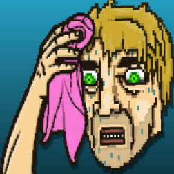 Hotline Miami 2 Spray Pack
