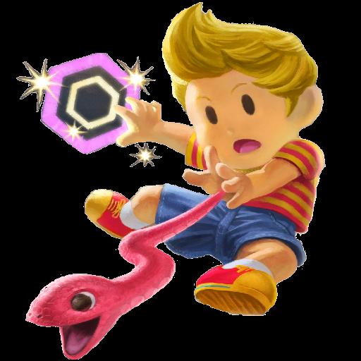 Smash Bros Lucas Spray