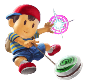 Smash Bros. Ness Spray