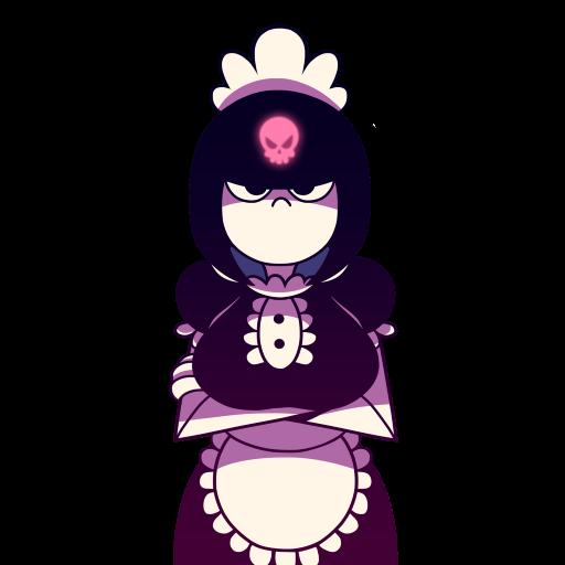 Angry Maid Bot