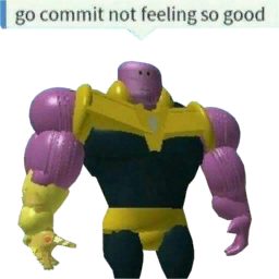 Message by Thanos from Roblox