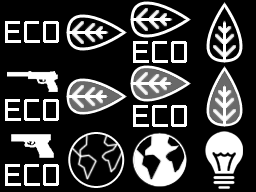 ECO-themed Pack