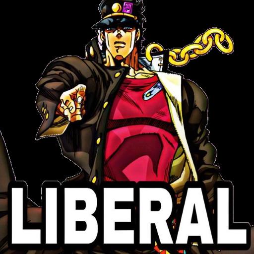 Jotaro Kujo Liberal