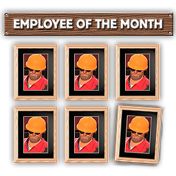 Employee Of The Month (But Fading!)